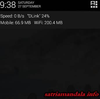 Download Aplikasi Android Penghitung Kecepatan Internet