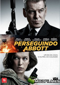 Capa do Filme Perseguindo Abbott