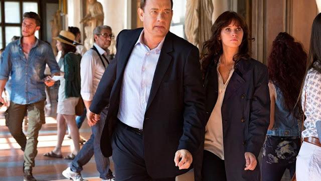 Inferno | Tom Hanks numa conspiração mundial no trailer da sequência de Ron Howard