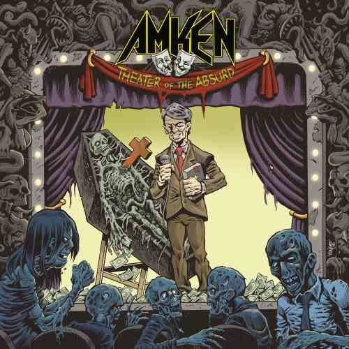 "AMKEN: Ακούστε το ""D.A.P."" απο το επερχόμενο album"