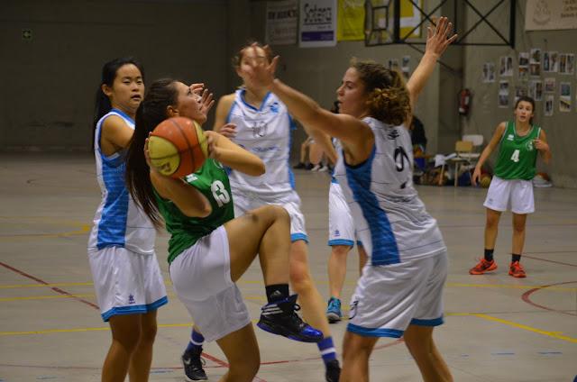 Baloncesto | Las sénior del Paúles se juegan buena parte de la permanencia ante el Salleko
