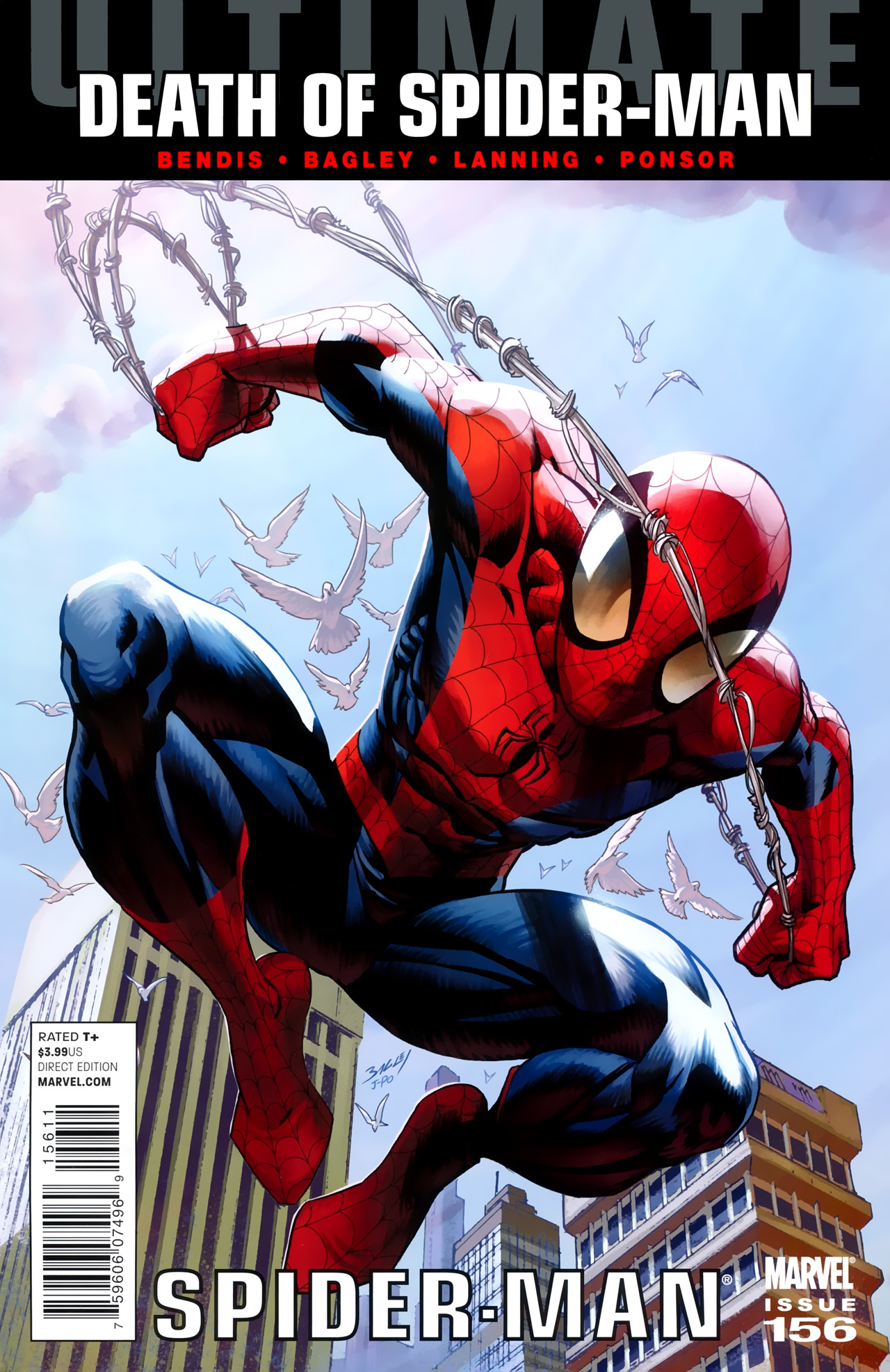 Read online Ultimate Spider-Man (2009) comic -  Issue #156 - 1