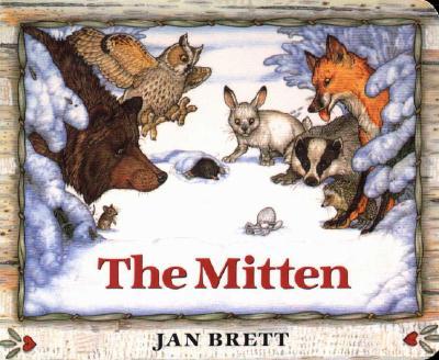 The Mitten, by Jan Brett