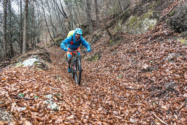 Trails am Gardasee MTB Cima Oro