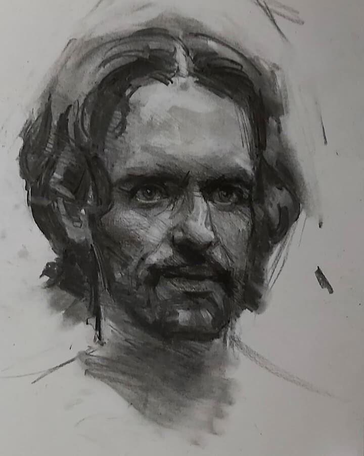 09-Charcoal-Soroush-Jahdi-Sketch-Portraits-www-designstack-co