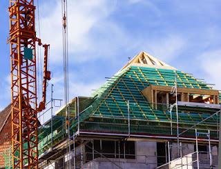 Nachhaltig Bauen durch nachwachsende Rohstoffe