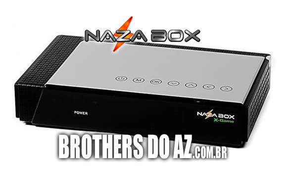 Nazabox X Game Nova Atualização V3 5 3 - 06/06/2019