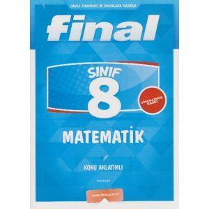 Final 8.Sınıf Matematik Konu Anlatımlı (2017)