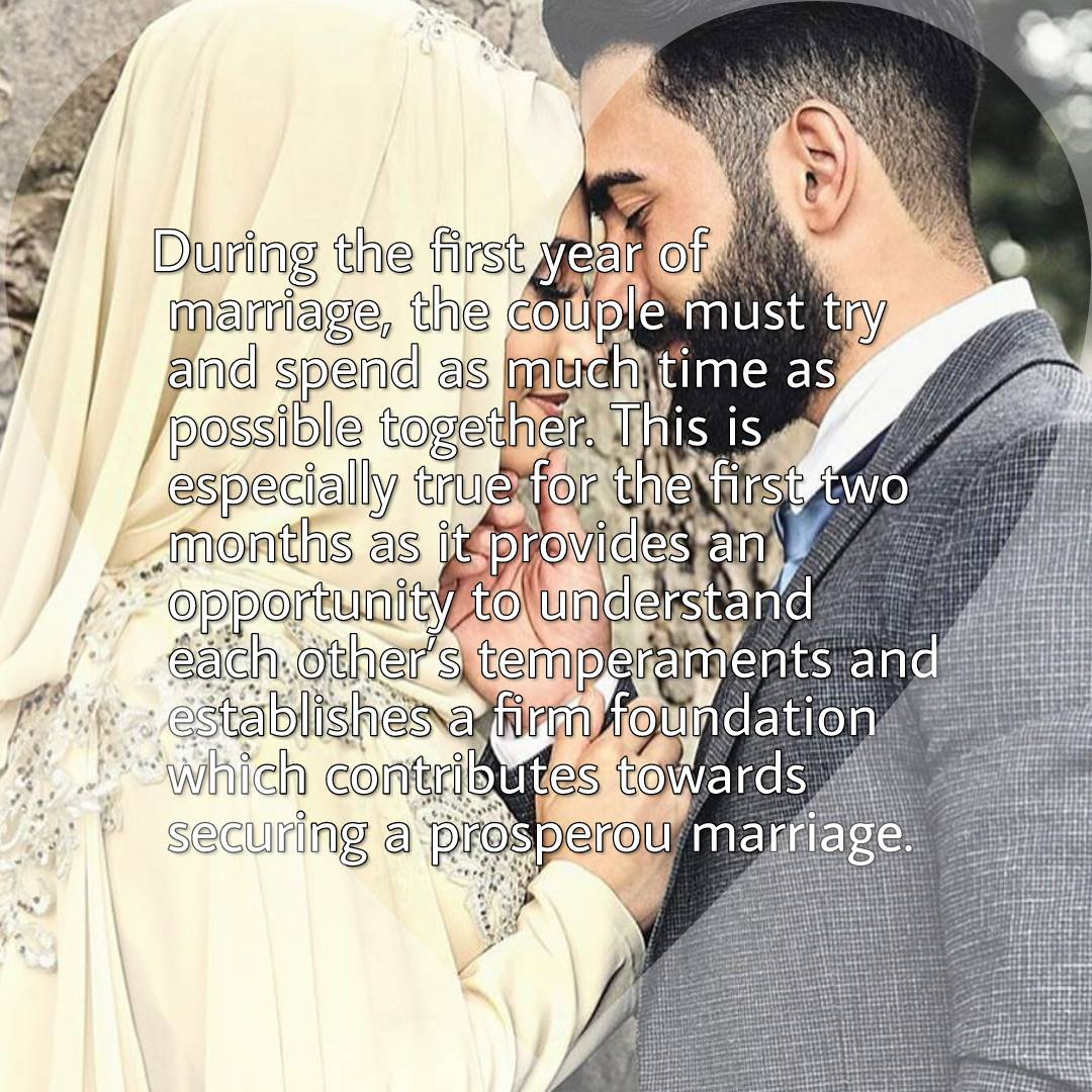 husband and wife relationship in islam
