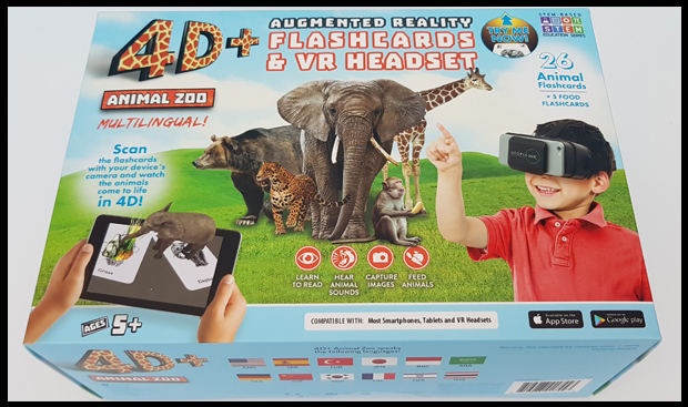 Our thoughts on the new Utopia 4D+ Augmented and Virtual Reality bundles