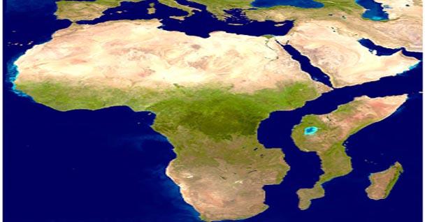 تحميل اطلس خرائط قارة افريقيا