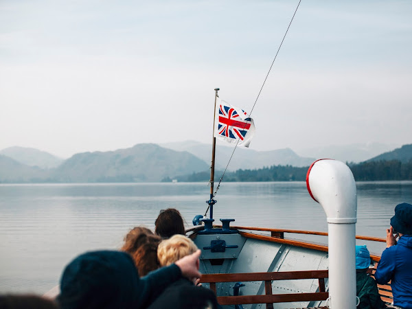 Lake District 2 | Boating and bloating...