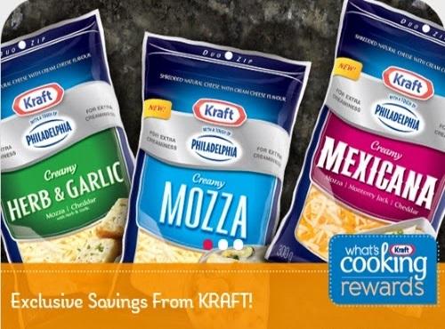 Kraft What's Cooking Hidden Coupons