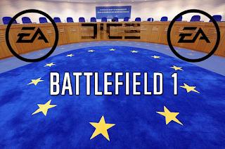EU Court Dice EA Games