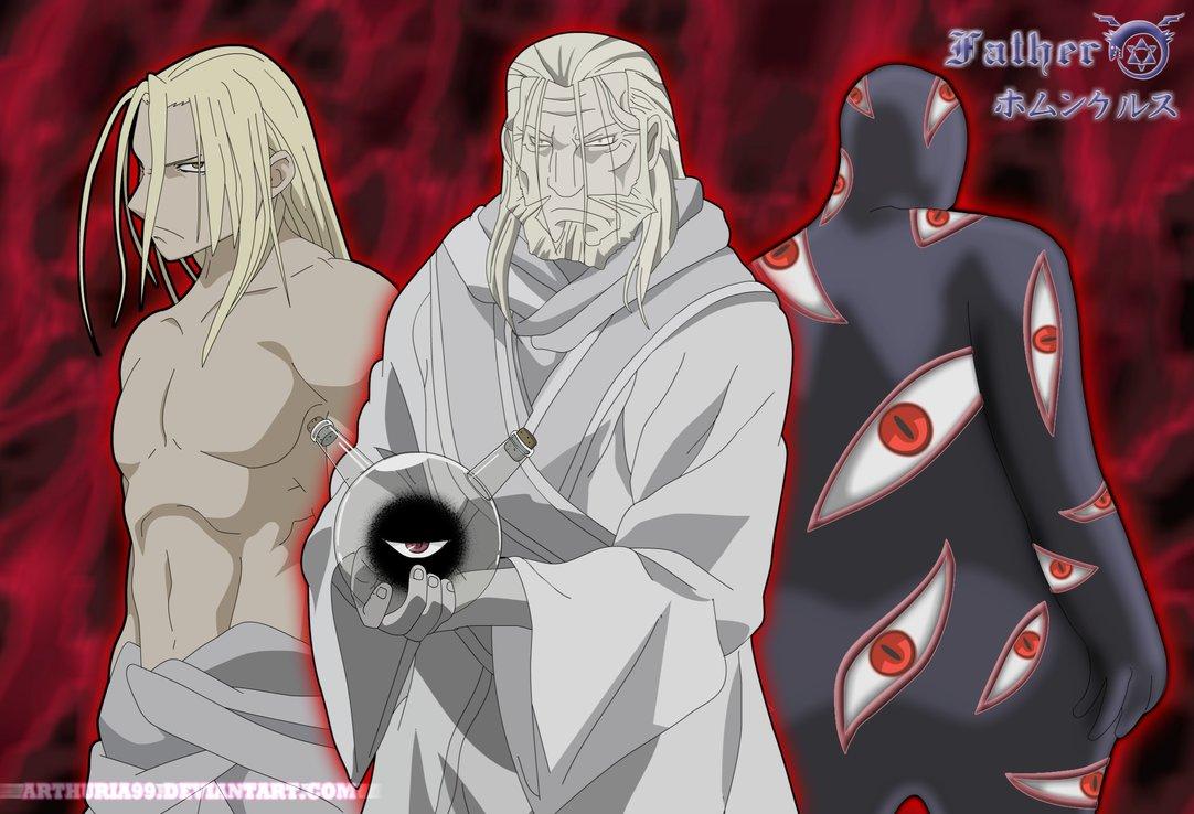 The Last Power: O que eu acho de: Fullmetal Alchemist ...