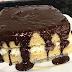 Receita de bolo prestígio de microondas com recheio e cobertura