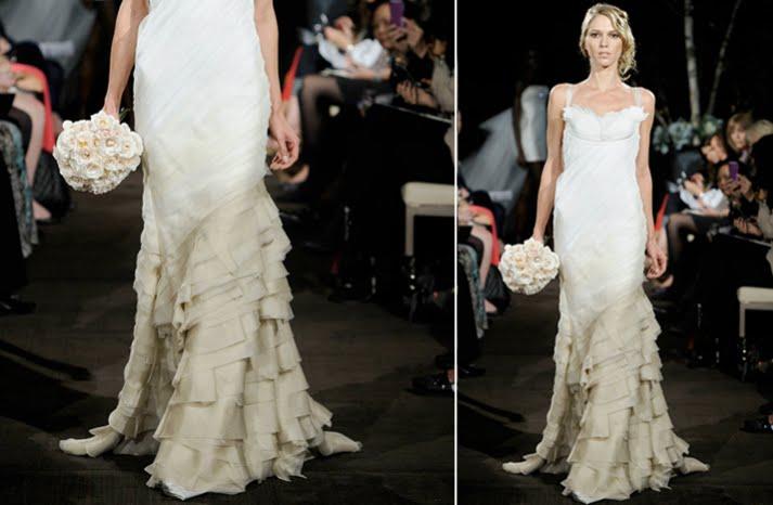 My Wedding Dress Top Bad And Ugly Wedding Dresses Of 2012