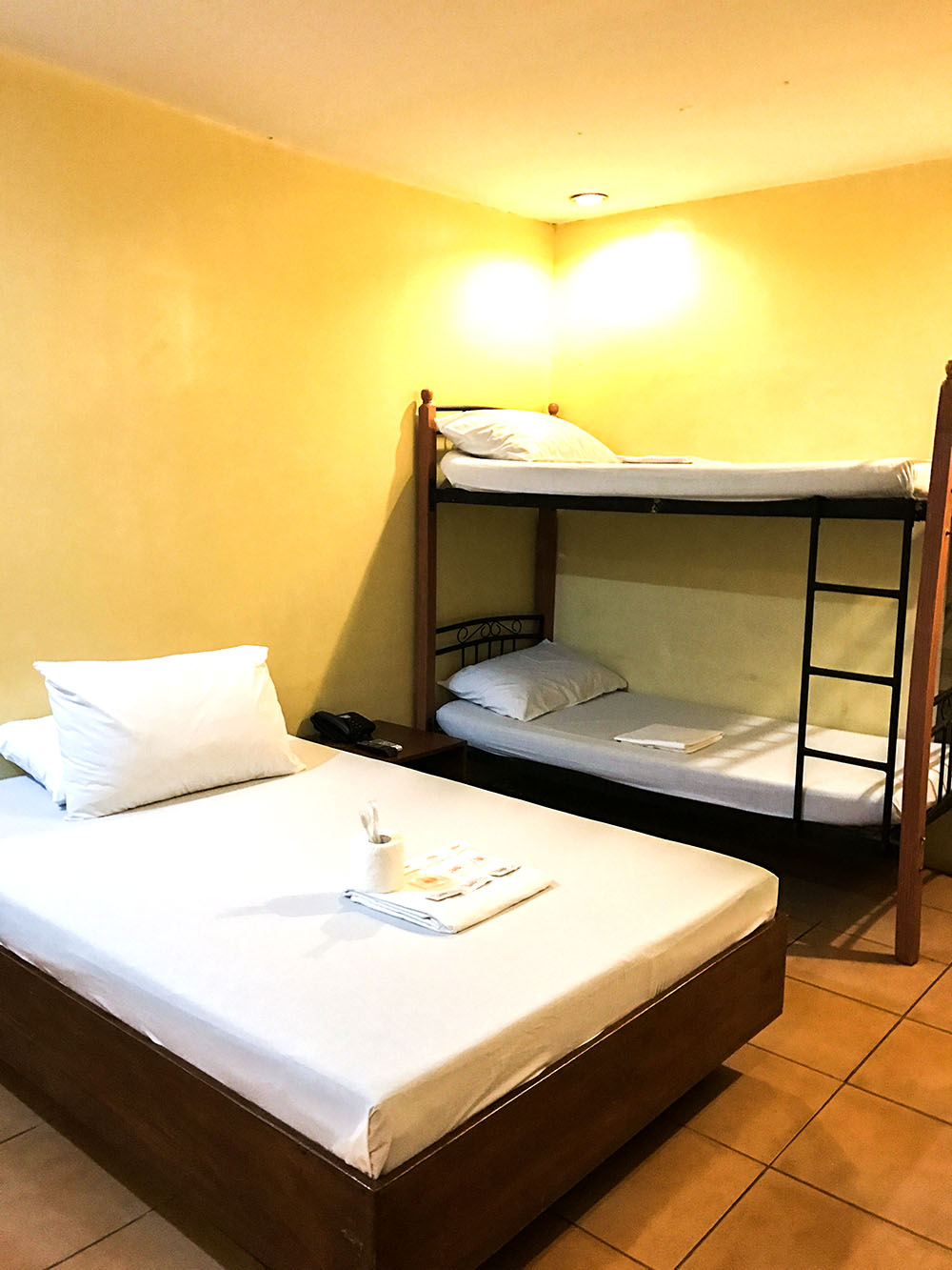 Hassle-free stay in Gran Prix Econotel Cubao