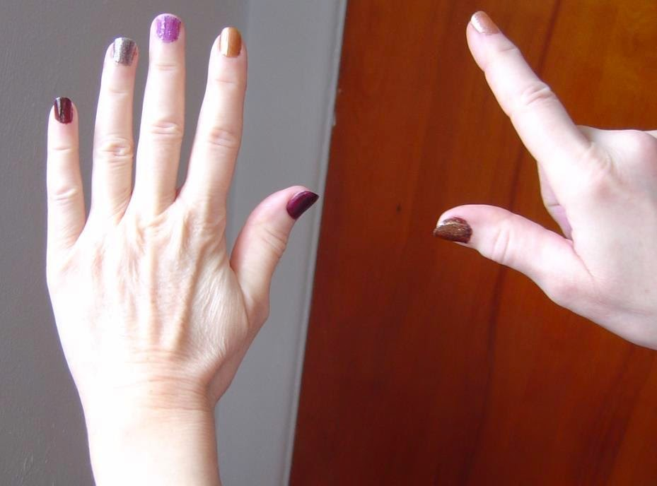 NYC New York Color Fashion Queen Nail polishes swatches.jpeg