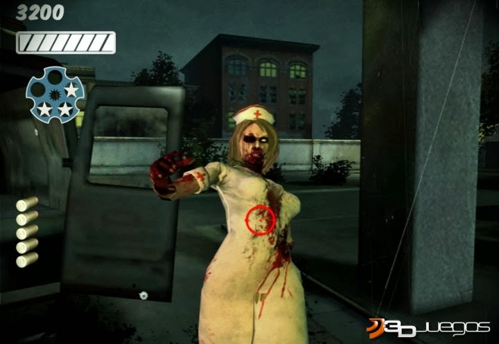 he house of the dead overkill wii 7 - The House of the Dead: Overkill [Wii] [PAL] [Español] [CZ]