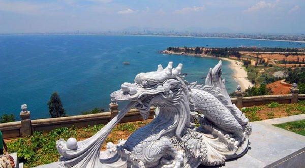 Bí ẩn chùa Linh Ứng ở Đà Nẵng