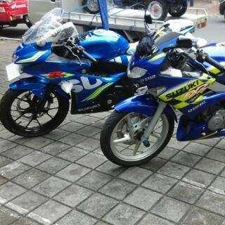 Suzuki-GSXR150-VS-Suzuki-FXR150