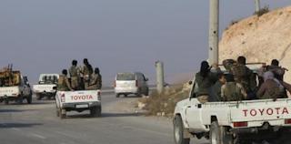 عمليات مكافحة الإرهاب في سوريا