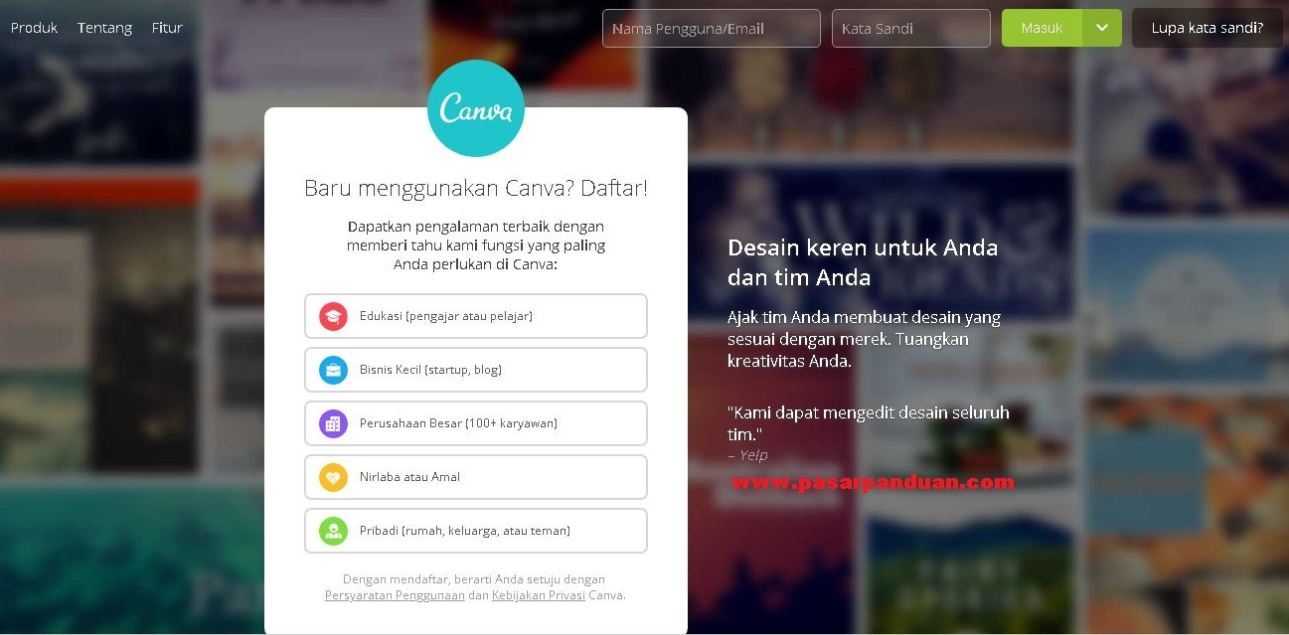 12 Situs Penyedia Cv Online Gratis Siap Pakai Pasar Panduan