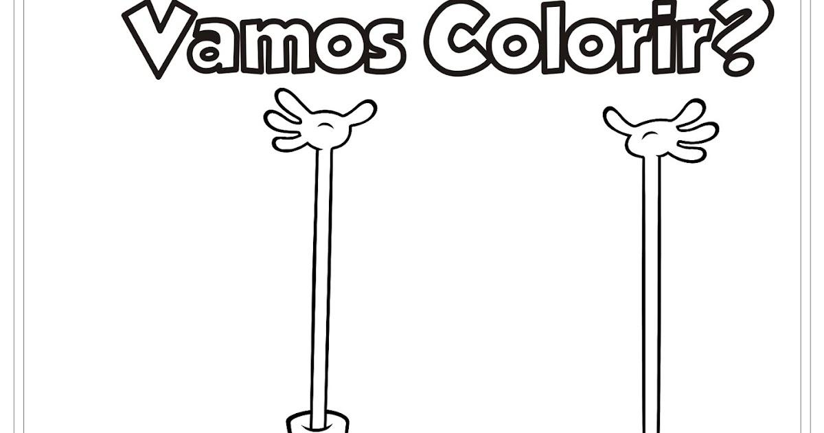 Desenho Bob Esponja Comemorando Para Colorir