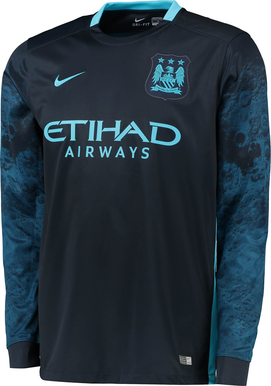 Manchester City 15-16 Away Kit Released - Footy Headlines