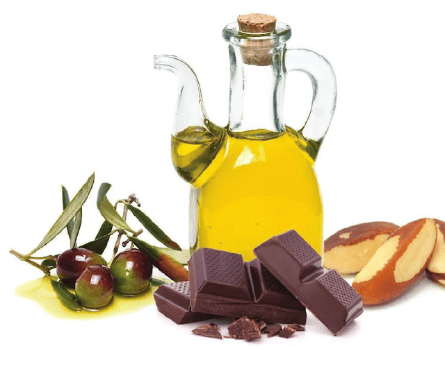 Huile d'olive-Chocolat-Amande