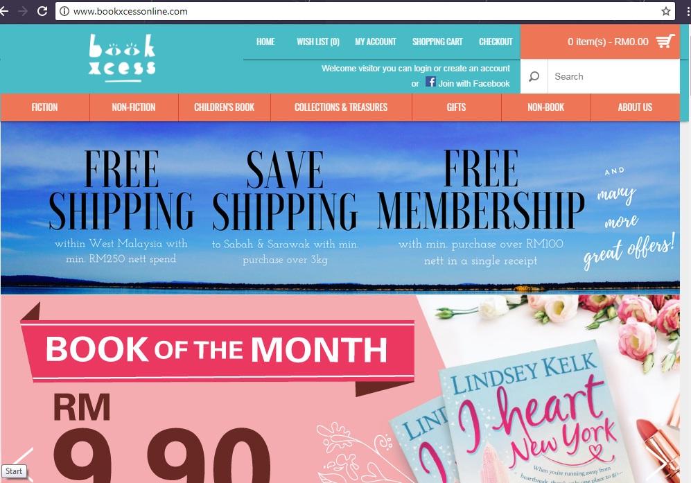Confirm Korang Rambang Mata Buat Pencinta Buku English Ni Untuk Promosi Bulan Januari Ada Book Of The Month I Heart New York Dengan Harga Rm9 90 Sahaja
