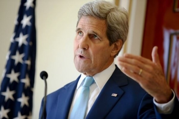 U.S Moves To Pacify CAN Over Kerry's Visit