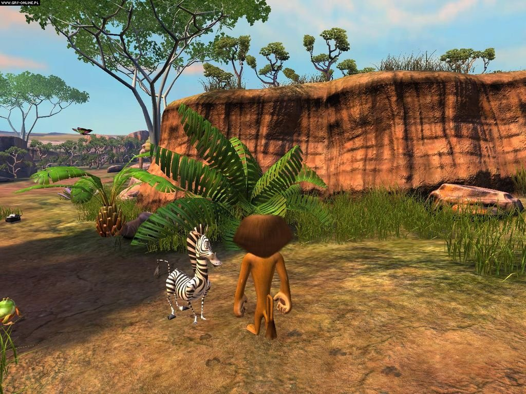 Madagascar Online Game