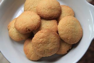 Cytrynowe ciasteczka maślane