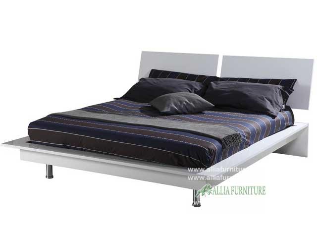 tempat tidur minimalis modern model noah