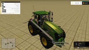 John Deere 7930 tractor (version 2.1)