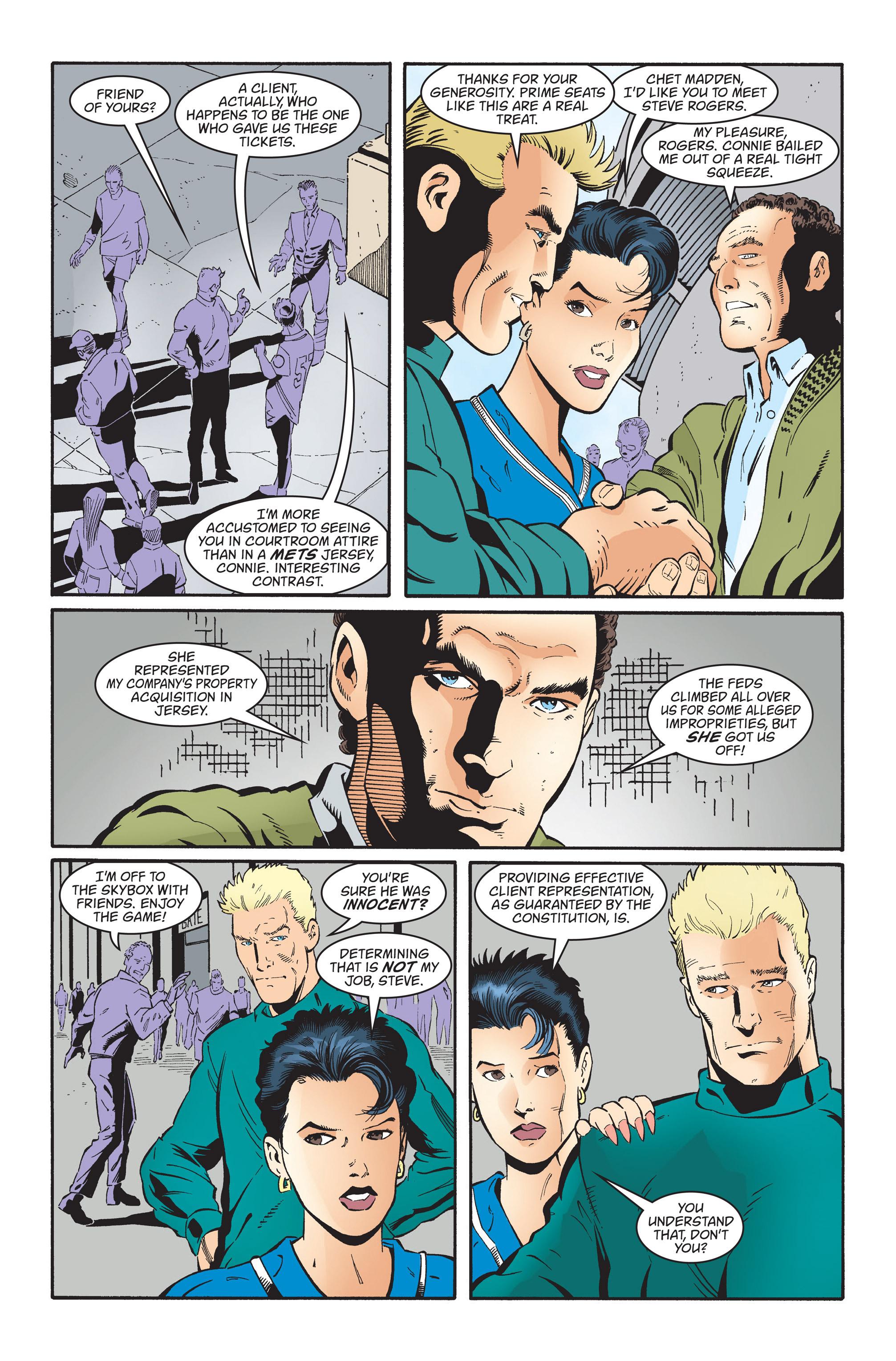 Captain America (1998) Issue #35 #41 - English 8