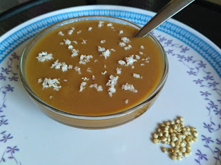 Sorghum Sweet Porridge