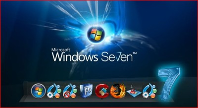 windows 7 Dock
