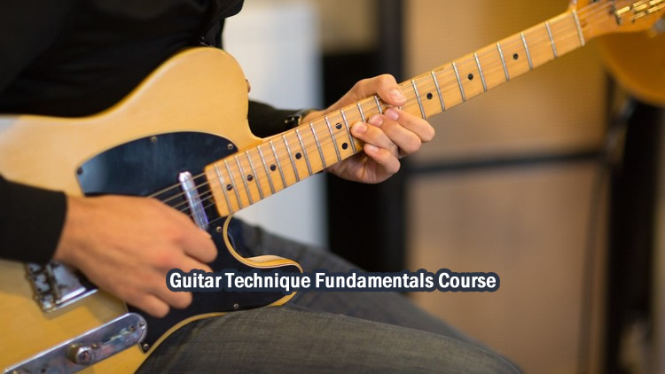 Guitar Technique Fundamentals course