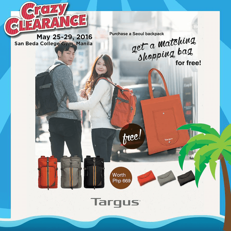 Targus crazy clearance sale
