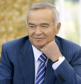 Islam Karimov - 1st President of Uzbekistan - 1991 to 2016
