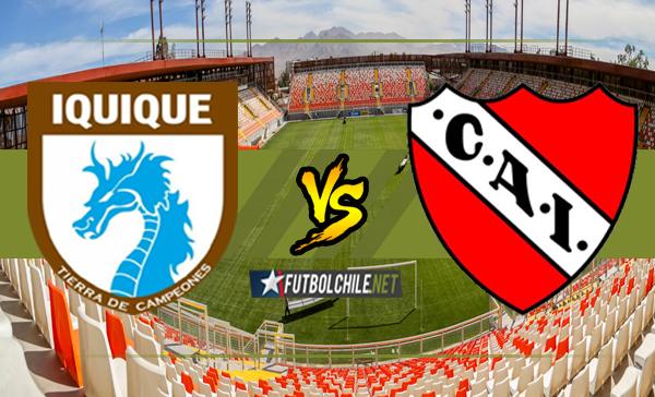 Deportes Iquique vs Club Atlético Independiente