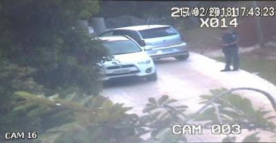 Bancária é presa fazendo sexo oral em menino dentro de carro de luxo no Morro do Moreno, em Vila Velha