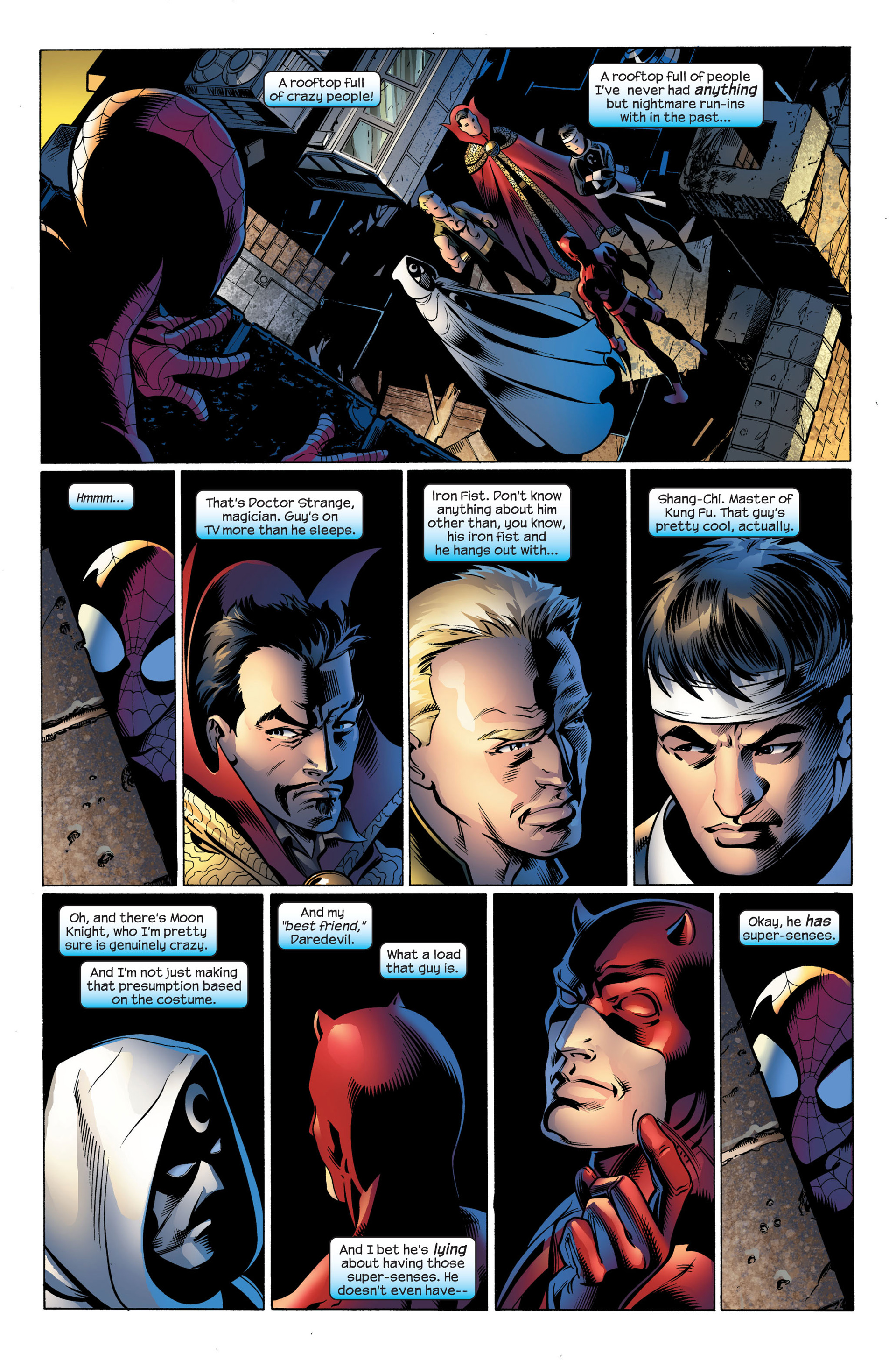 Read online Ultimate Spider-Man (2000) comic -  Issue #107 - 13