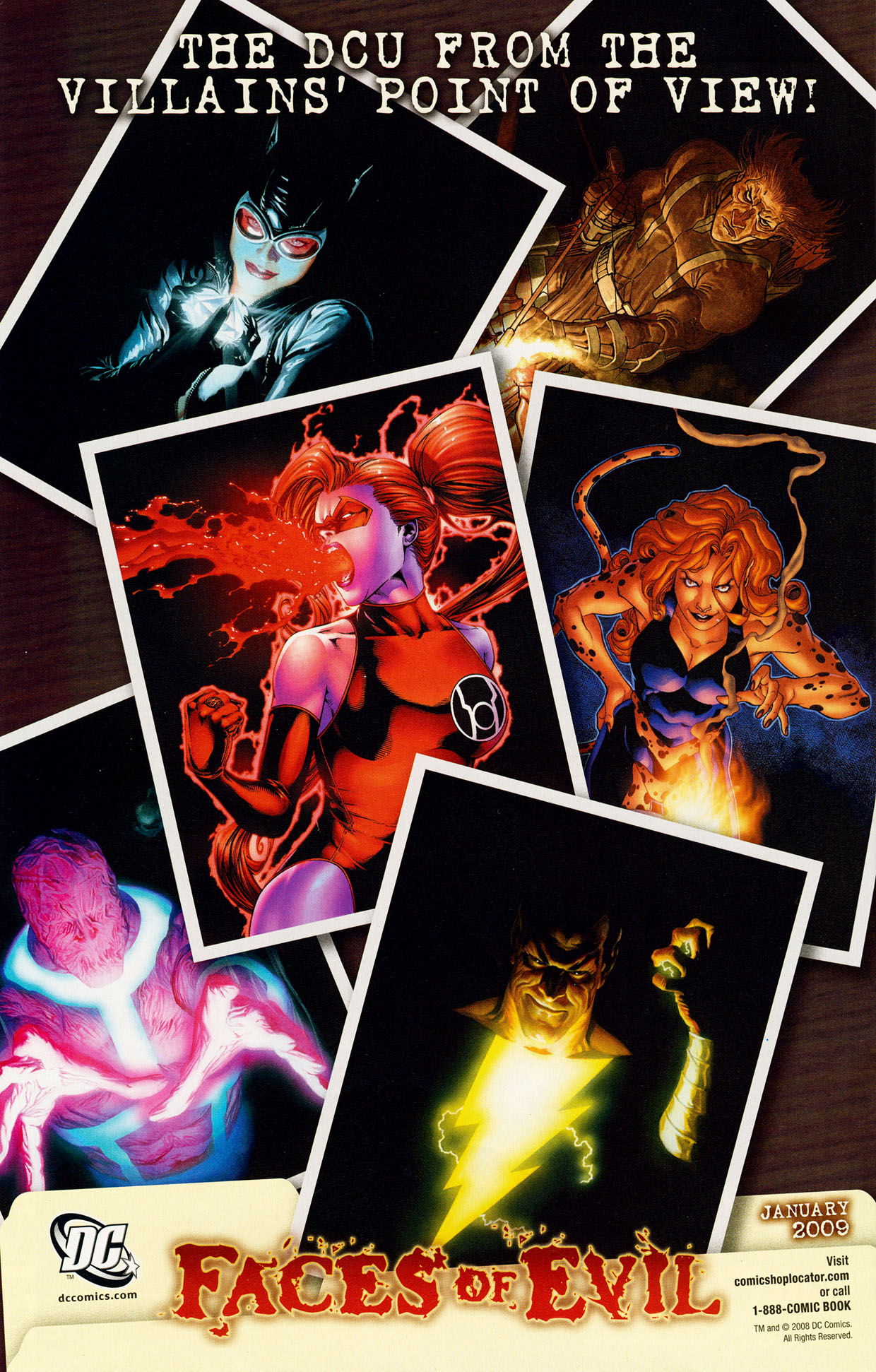 Read online Trinity (2008) comic -  Issue #34 - 20