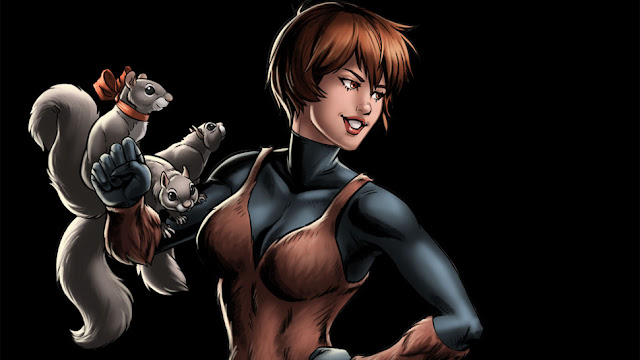 siapa squirrel girl superhero wanita terkuat