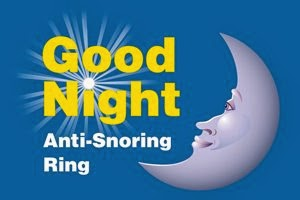 goodnight anti-snoring ring