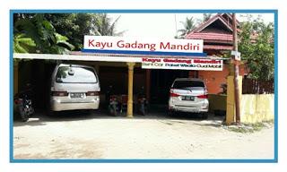 Tempat Cucian Mobil dan Sewa Mobil di Padang - KGM Padang